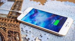 [How To] เชื่อหรือไม่ แค่เปลี่ยนปลั๊กไฟของ iPhone ก็เพิ่มความเร็วในการชาร์จไฟได้