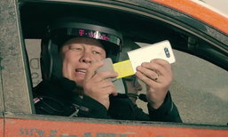 เจ๋ง! T-Mobile เปิดกล่อง โชว์ลูกเล่นของ LG G5 บนรถแข่งแรลลี่สุดเร็วเฟี้ยว