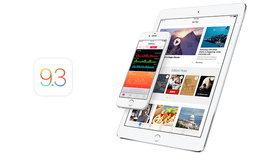 มาแล้ว iOS 9.3 ของจริงพร้อมให้โหลดแล้ววันนี้