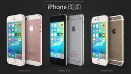 มาแล้วภาพคอนเซปท์ iPhone SE ชุดใหม่