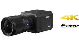 Sony เผยกล้องวงจรปิดถ่ายวีดีโอแบบ 4K และใช้เซนเซอร์แบบ ฟูลเฟรม ชัดกว่านี้มีอีกไหม