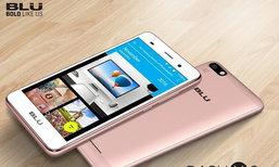 ถูกโลกตะลึง!!! BLU DASH X2 และ M2 มือถือบอดี้โลหะ ใช้ Android 6 ราคาต่ำกว่า 3 พัน