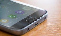 เตือน!!! ปุ่ม Home ของ Samsung Galaxy S7 / S7 edge ถลอกง่าย จนระบบสแกนไม่ทำงาน