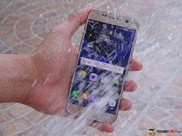 [รีวิว] Samsung Galaxy S7 เติมเต็มความสมบูรณ์แบบด้วยดีไซน์แบบ 3D Glass บอดี้กันน้ำ กันฝุ่น