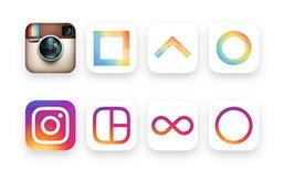 Instagram เปลี่ยนโลโก้และ UI ใหม่พร้อมให้บริการแล้ววันนี้