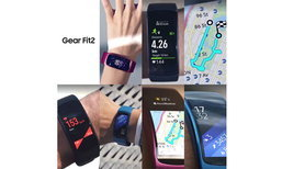ซัมซุงเปิดเผยภาพ Samsung Gear Fit 2 อาจจะเปิดตัวเดือนมิถุนายน
