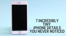 7 ข้อสังเกตเล็ก ๆ ที่ไม่น่าเชื่อว่า iPhone จะซ่อนความลับไว้ในเครื่องอยู่