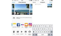 Instagram อัปเดทเวอร์ชั่นใหม่บน iOS เพิ่มการแชร์ภาพจาก Photo ได้โดยตรง