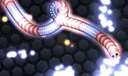 'Slither' เกมเจ้างูน้อยเวอร์ชันใหม่ พัฒนาขึ้นมีสีสันกับลายที่สวยงาม