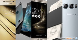 5 สุดยอดสมาร์ทโฟนรุ่นใหม่ที่มาแรง และโดนใจผู้ชมมากที่สุดประจำช่วงต้นเดือนมิถุนายน