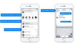 Facebook ปรับหน้าตา Messenger ใหม่ บน iOS ใช้งานกว่าเดิม