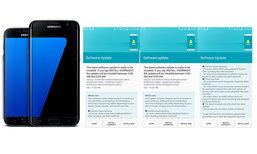 Samsung ปล่อยอัปเดทแก้ปัญหากล้องและความปลอดภัยกับ Galaxy S7