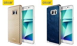 หลุดเคส Samsung Galaxy Note 7 เผยออกมาแล้ว ยืนยันมีแค่รุ่นจอโค้งแน่นอน