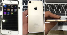 ภาพหลุด iPhone 7 ล่าสุด โชว์การทำงานขณะเปิดเครื่องเป็นครั้งแรก