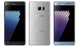 ไม่ลำเอียง สเปคของ Samsung Galaxy Note 7 ในจีนเหมือนตลาดโลก