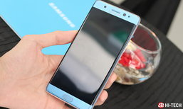 Samsung เพิ่มการแสดง icon สีเขียวที่แบตเตอรี่ใน Galaxy Note 7 ล็อตใหม่