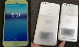หลุดภาพมือถือ Pixel จากค่าย Google ดูไปดูมาเหมือนฝาแฝดไอโฟนมากไปนะ
