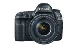 Canon ประเทศไทย เปิดราคา EOS 5D Mark IV กล้อง DSLR มือโปร