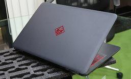 รีวิว HP OMEN 15 Notebook เพื่อคอเกมตกแต่งดุดัน กับสเปคแรงเช่นกัน