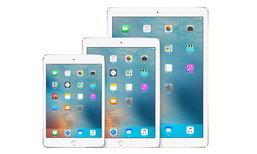 ข่าวลือ Apple เตรียมเปิดตัว iPad Pro 3 ขนาดใหม่ในปี 2017