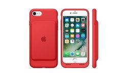 Apple เพิ่มสี Smart Battery Pack เวอร์ชั่น Product Red สีแดงสุดเร้าใจ
