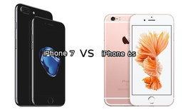 เปรียบเทียบสเปก  iPhone 7 vs iPhone 6S  ต่างกันอย่างไร ซื้อรุ่นไหนมาใช้งานดี