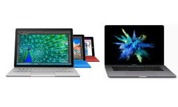 Microsoft เผยยอดขาย Surface สูงขึ้น ส่วนหนึ่งเกิดจากคนไม่พอใจ Macbook Pro