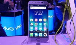 พรีวิว Vivo V5 Plus มือถือสาย Selfie กับการทำหน้าชัดหลังเบลอด้วยเลนส์คู่