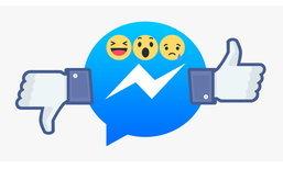 เตรียมพร้อม Facebook เริ่มทดสอบปุ่ม Dislike ใน Facebook Messenger