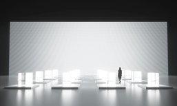 """แอลจีจับมือโตโทคุจิน โยชิโอกะ สร้างสรรค์งานแสดง OLED """"S.F Senses of the future"""""""