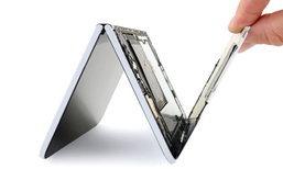 เปิดคะแนนซ่อม Microsoft Surface DUO ซ่อมยากกว่าที่คิดเพราะใช้กาวเยอะทำให้แกะยาก