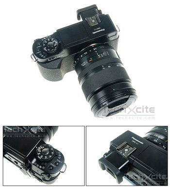 รีวิว Panasonic Lumix DMC-L1