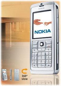 แกลเลอรีรูปภาพ Nokia E60