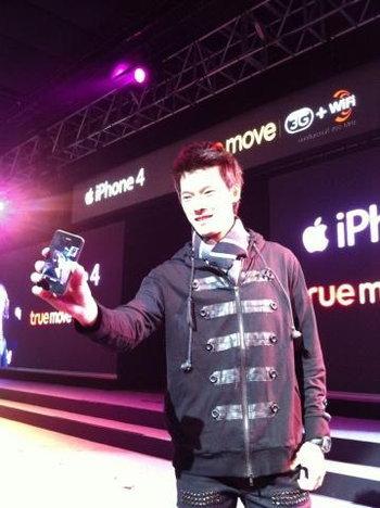 เปิดตัว iPhone 4