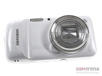 Samsung Galaxy S4 zoom gallery