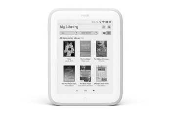 Barnes & Noble Nook Simple Touch GlowLight