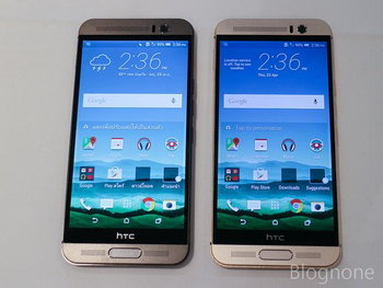 ภาพของ HTC One M9+