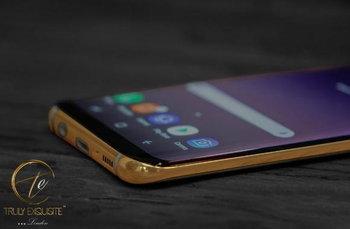 Samsung Galaxy S8 เคลือบทอง