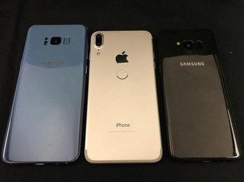 หลุดภาพ iPhone 8