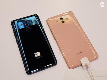 บูธ Huawei