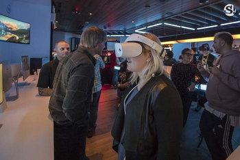 บรรยากาศงาน AR/VR For Good ของ Dell