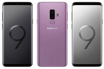 ภาพหลุด Samsung Galaxy S9 / S9+