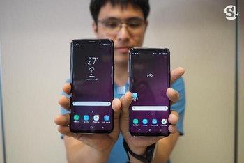 Samsung Galaxy S9 และ Samsung Galaxy S9+