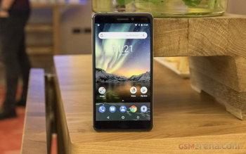 Nokia 6 (2018) Hands-on