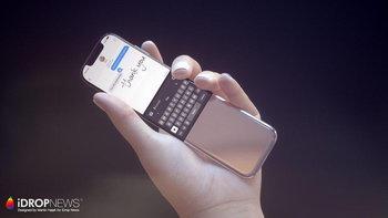 iPhone จอโค้งรุ่นใหม่