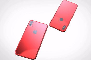 iPhone X สีแดง (PRODUCT) RED พ