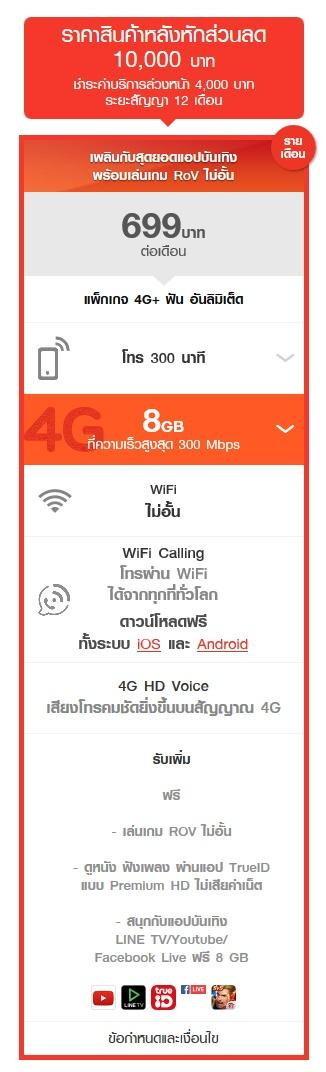 ราคา iPhone SE Truemove H