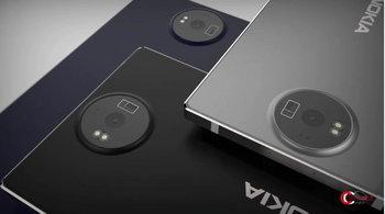 ภาพคอนเซ็ปต์ Nokia 8