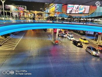 ตัวอย่างภาพถ่ายจาก Vivo V15 Pro