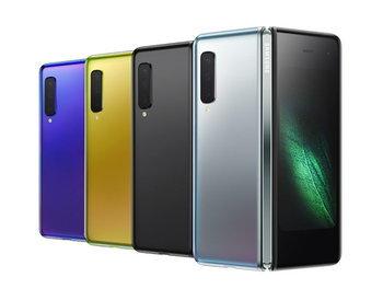 ัตัวเครื่อง Samsung Galaxy Fold